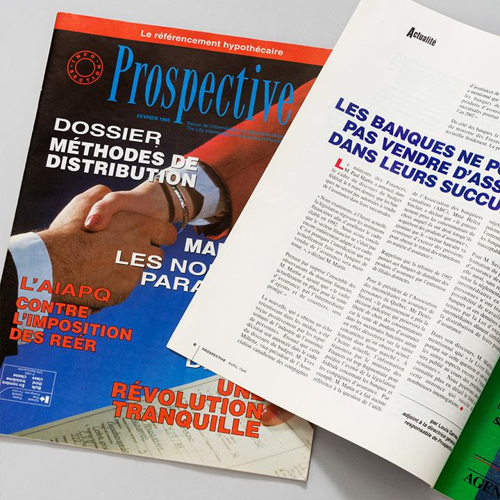 Magazine Prospective (AIAPQ)
