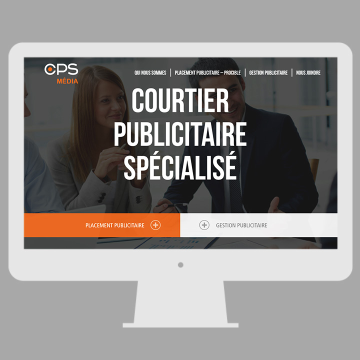 Site internet (CPS Média)